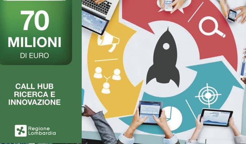 Bando-Call Hub-Ricerca-Sviluppo-Lombardia